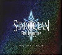 Video Game Soundtrack by Star Ocean 1 First Departure Psp (2008-01-30)