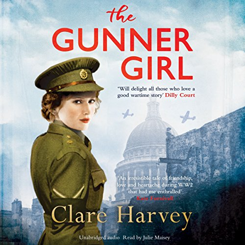 Couverture de The Gunner Girl