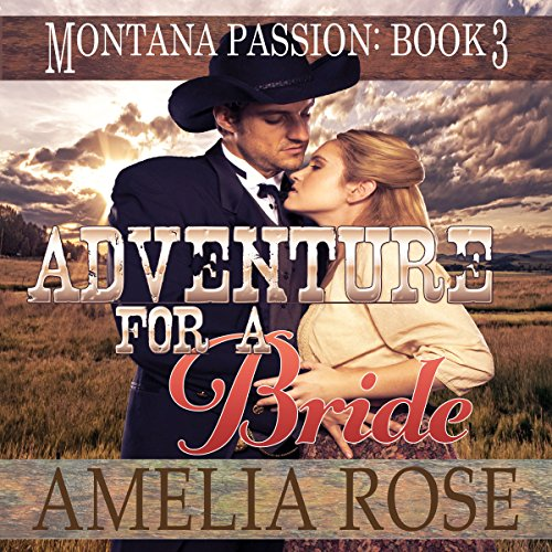 Adventure for a Bride audiobook cover art