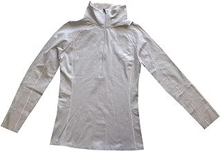Under Armour Women ColdGear Cozy ½ Zip Shimmer Long Sleeve T-Shirt Blouse