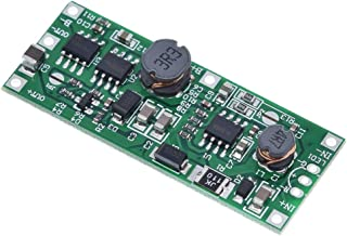 Zhengpingpai Charging Step Up Booster Module DC 5V-12V to 9V/12V for 18650 Lithium Battery UPS Voltage Protection Converte...