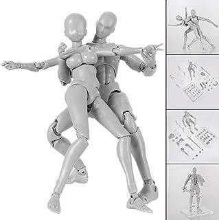 Reuvv 2.0 Figura de Acción Modelo para SHF Cuerpo Kun Muñeca PVC Body-Chan DX Juego Body-Chan Modelo para SHF Regalos - Hombres y Mujeres