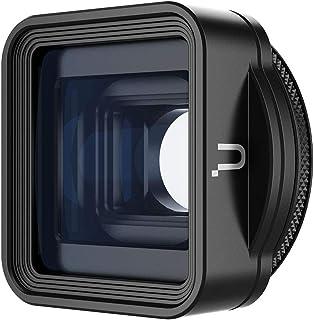 ULANZI 1.33X Pro Anamorphic Lens Filmmaking Phone Camera Lens,Mobile Phone Widescreen Movie Lens w Lens Bag and Filter Ada...