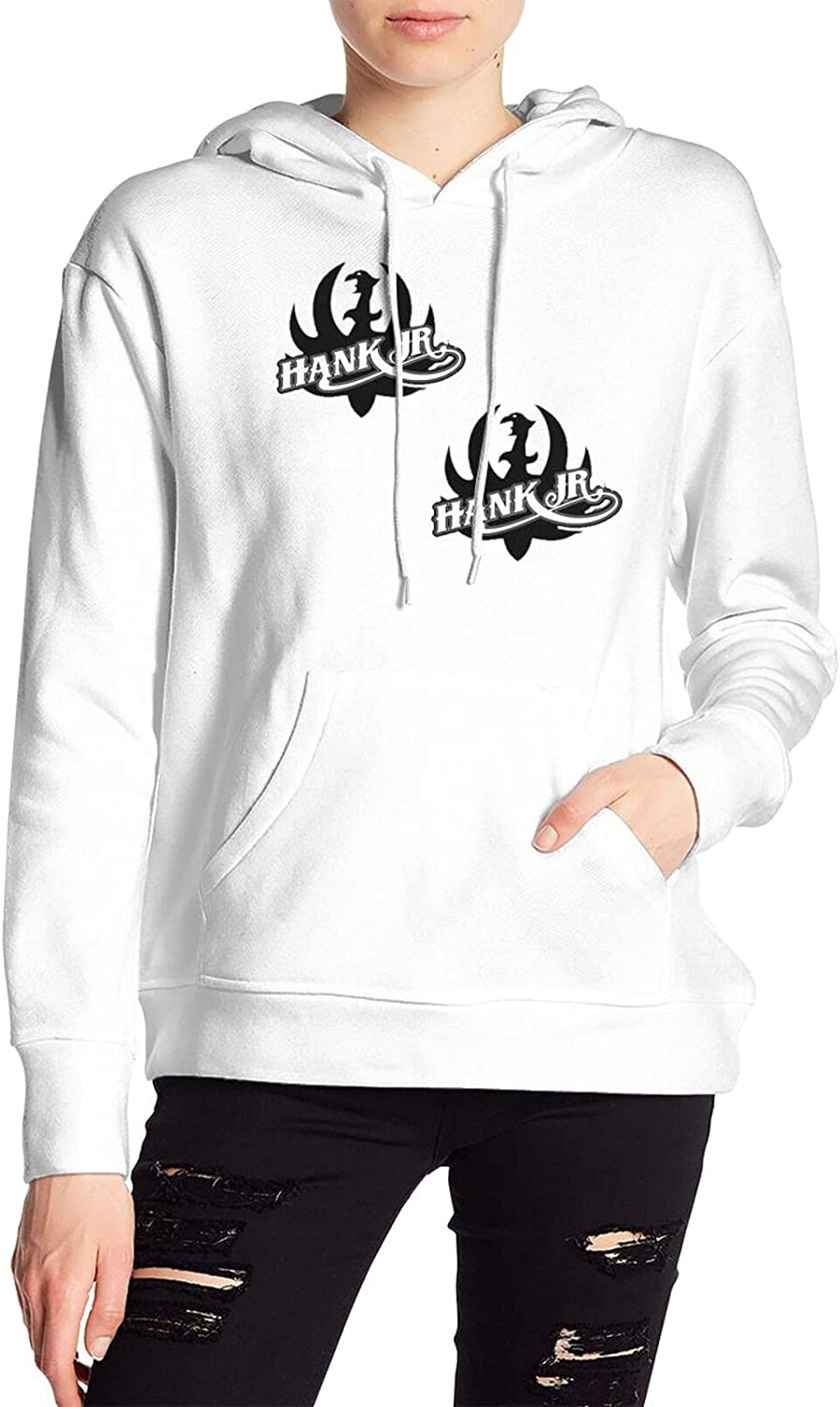 Free shipping on posting reviews Ruger Women's hooded White sweatshirt Bombing new work