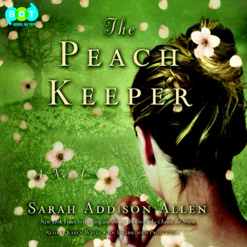 The Peach Keeper audiobook cover art