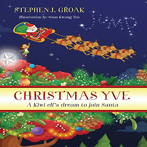 Christmas Yve cover art