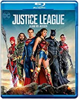Justice League (BIL/BD) [Blu-ray]