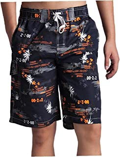 Yililay Men's Shorts Swim Trunks Casual Surf Beach Shorts Quick Dry Board Shorts Casual Home Wear Men Pajamas XL