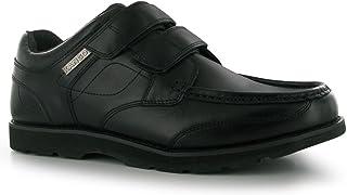 Kangol Kids Harrow Vel Junior Shoes Hook & Loop Tape Casual