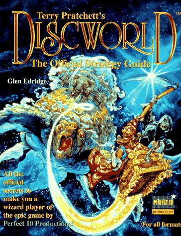 Discworld: The Official Strategy Guide (Secrets of the Games Series)