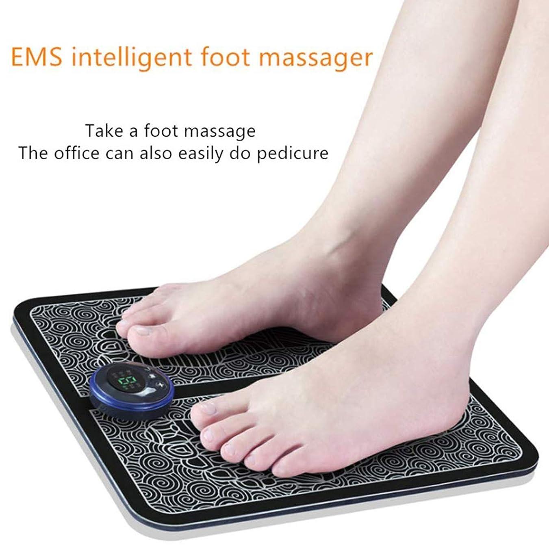 アクセル起きろモート血液循環、足の痛みを和らげ、筋肉の緊張を和らげる足マッサージ指圧、足底筋膜炎、ホームオフィスの足の痛みを和らげるための深い混練