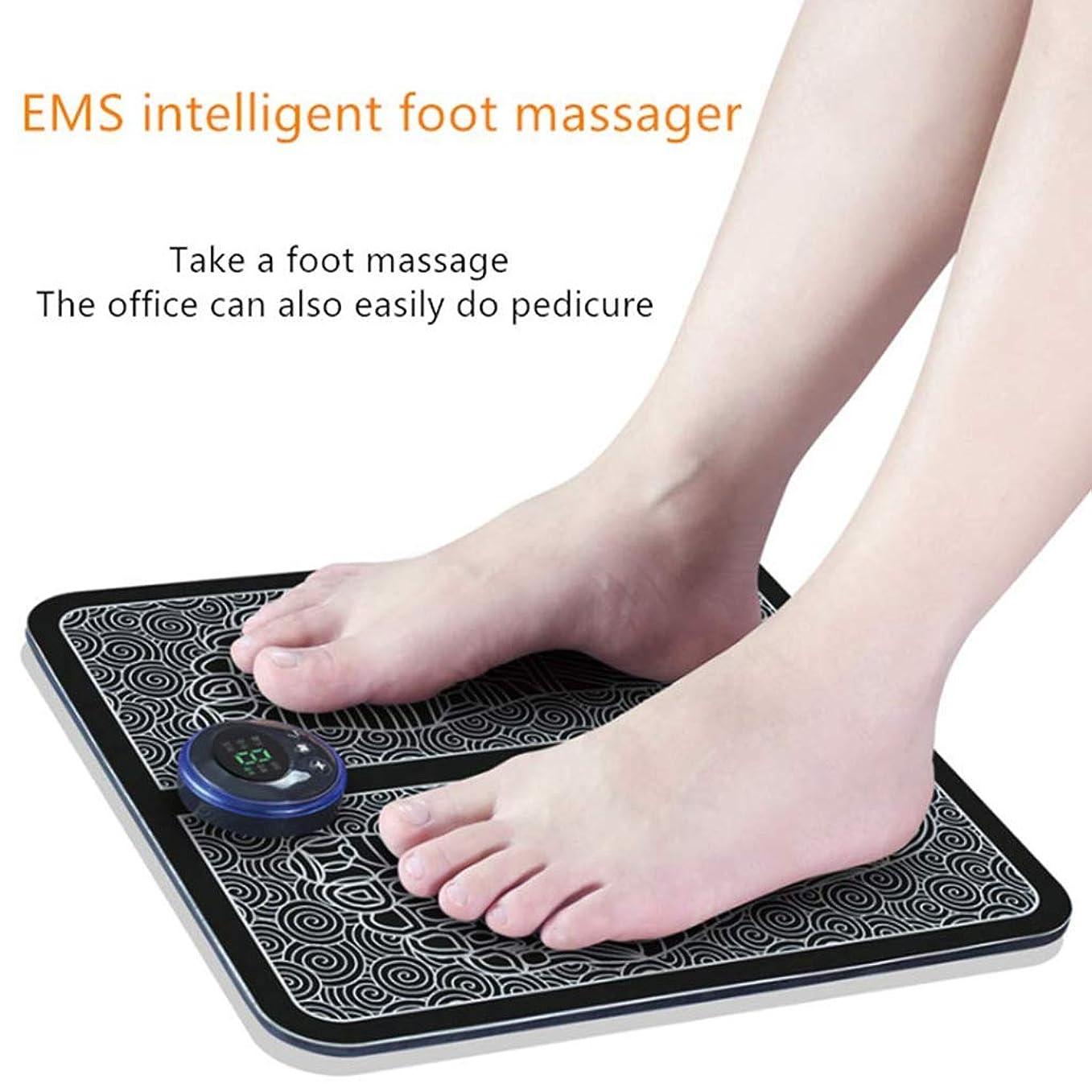 バラエティ神秘元気な血液循環、足の痛みを和らげ、筋肉の緊張を和らげる足マッサージ指圧、足底筋膜炎、ホームオフィスの足の痛みを和らげるための深い混練