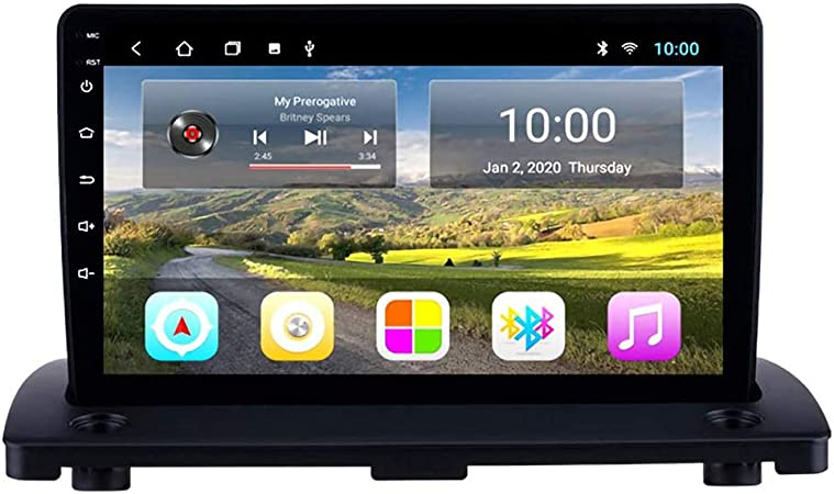 Gps Navigation Android 9 0 Hd Touch Screen 9 Inch For Volvo Xc90 2004 2014 Car Radio Multimedia Player With Bluetooth Mirror Link Wifi Wifi 2 G 32 G Auto
