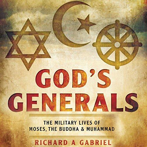 God's Generals audiobook cover art