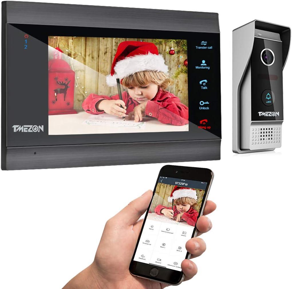 Videoportero Wifi Timbre Intercomunicador