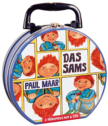 Das Sams - Mein Hörbuch-Koffer (4CD): Hörspiele, 198 min.