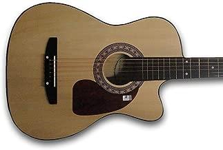 kris kristofferson signed guitar