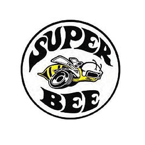 dodge signs amazon 1971 Chrysler Newport dodge super bee 12 round metal sign