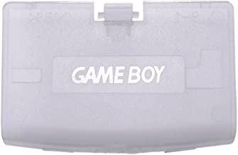 gameboy advance battery cover glacier