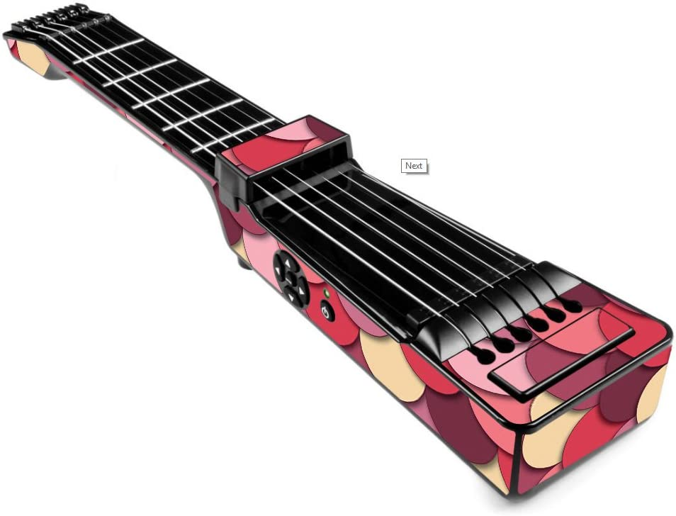 MightySkins Skin Max 59% OFF Compatible with SmartGuitar Portable - Inventory cleanup selling sale Jamstik+