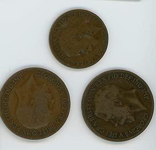 1916 half penny