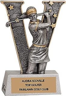 Best perpetual golf trophies Reviews