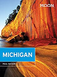 Michigan with kids book