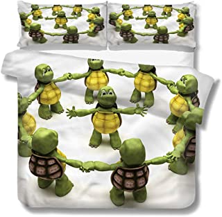 Best ninja turtle quilt cover Reviews