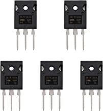 BOJACK IRFP260 MOSFET Transistors IRFP260N 50A 200V N-Channel Power MOSFET IRFP260NPBF TO-247AC (Pack of 5 Pcs)