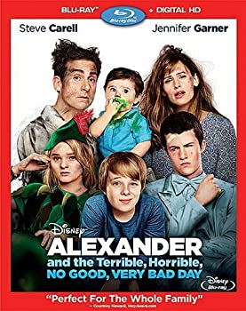 Alexander and the Terrible Horrible No Good Very Bad Day [Blu-ray]