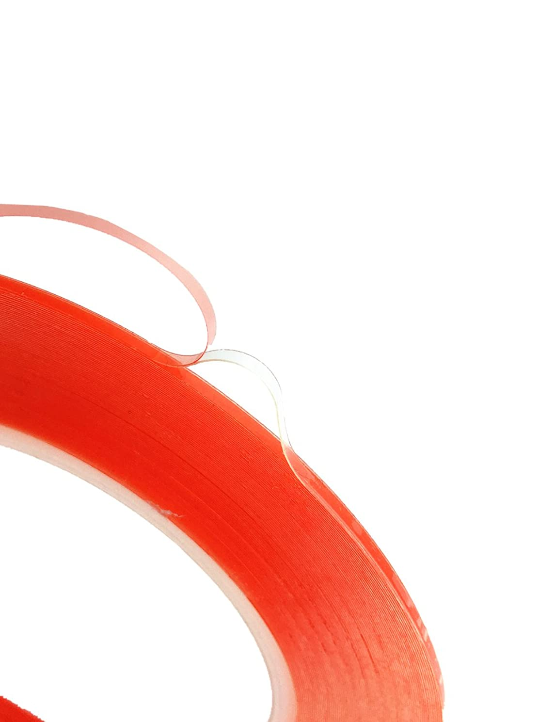 2mm PET Acrylic Clear?Double-Sided Super Tape Strength Sticker Heavy Duty For Cellphone Touch Screen Digitizer LCD Display Tablet PC Repaired. (2mm X 82ft)