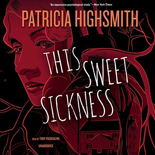 This Sweet Sickness audiobook cover art