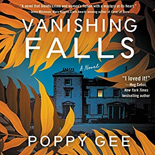 Page de couverture de Vanishing Falls