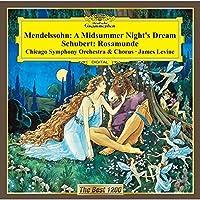 Mendelssohn: A Midsummer Night by James Levine (2015-05-20)