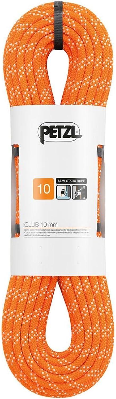 (orange, 60 m)  Petzl Club 10,0 mm