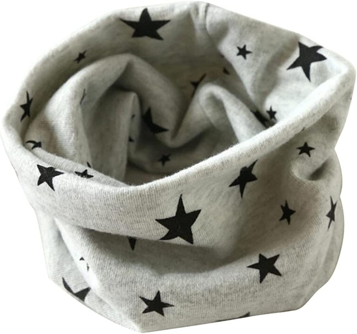 LANREN Baby Kids Scarf Max 61% New Shipping Free Shipping OFF Autumn Winter Scarves O Cotton Neck Ring