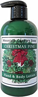 Christmas Pine Hand & Body Lotion - 9.2 oz
