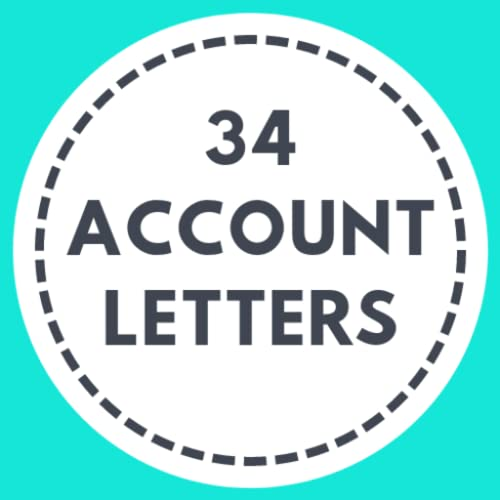 34 Account letter for better communication