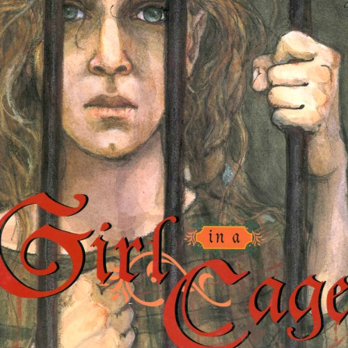 Girl in a Cage audiobook cover art
