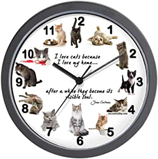 Best meowing wall clock Reviews