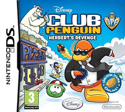 Club Penguin: Herbert's Revenge (Nintendo DS)