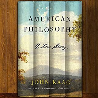 American Philosophy audiobook cover art