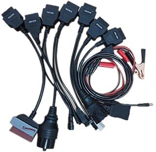 8pcs Cable de diagnóstico del Coche de Auto para Adaptar código de la Herramienta de diagnóstico