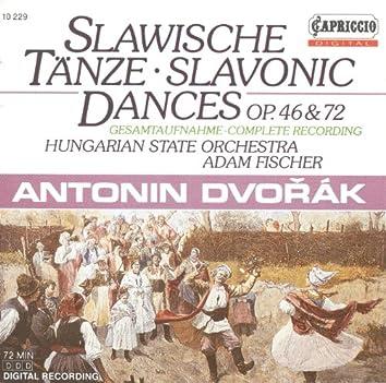 Dvorak, A.: Slavonic Dances