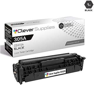 CS Compatible Toner Cartridge Replacement for HP PRO 400 Color M451DN CE410X Black HP 305A Color Laserjet M375 MFP M375NW MFP M451 M451DN M451DW M451NW M475 M475DN M475DW