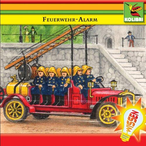 Feuerwehralarm audiobook cover art