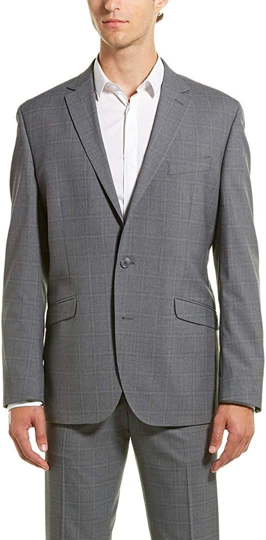 Kenneth Cole REACTION Sale Men's low-pricing Suit Bottom Finished 32