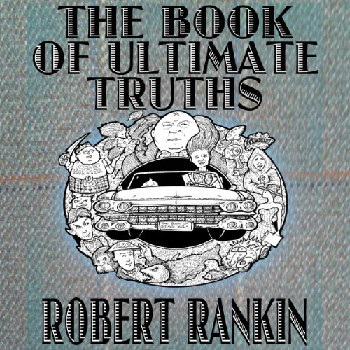 The Book of Ultimate Truths cover art