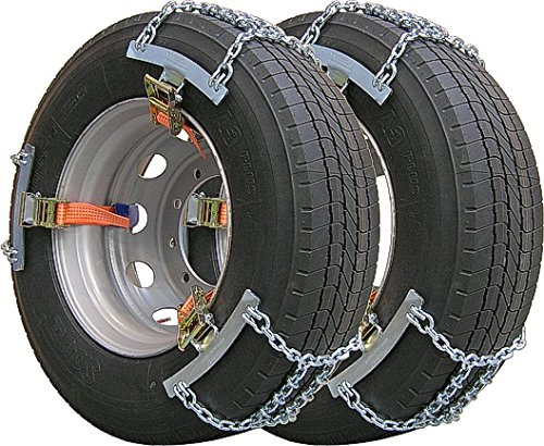 DQ-PP chaînes a neige pour camions, 10 pieces 22.5'' 295/80x22.5 SUPER SECTOR type