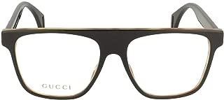 Eyeglasses Gucci GG 0465 O- 002 BLACK /